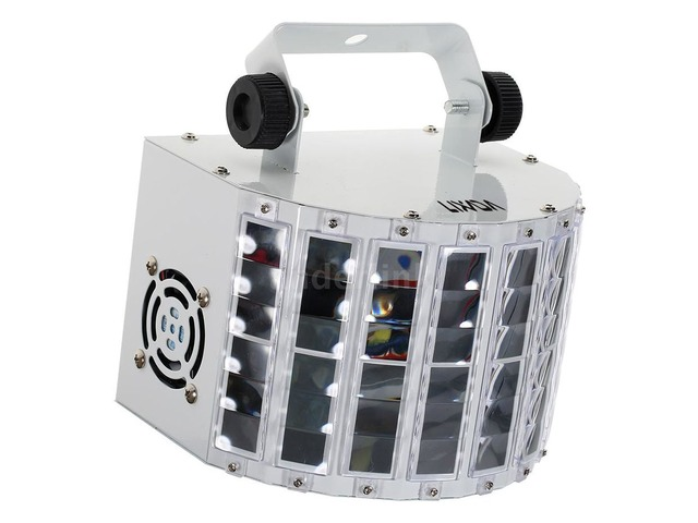Proyector Led 24w Rgvw 6ch Dmx512 Lighting Strobe - 3/6