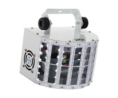 Proyector Led 24w Rgvw 6ch Dmx512 Lighting Strobe