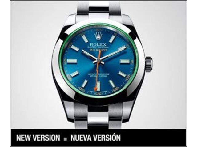 Compro Relojes de marca como Rolex llame cel whatsapp 04149085101 Valencia Urb Prebo - 1/6