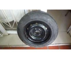 caucho Haida Ring 14 nuevo 165/70/R14