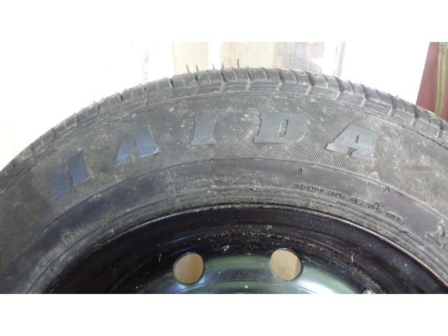 caucho Haida Ring 14 nuevo 165/70/R14 - 4/5