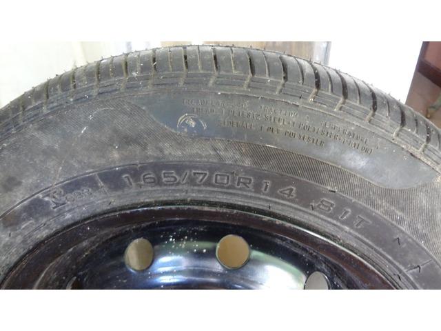 caucho Haida Ring 14 nuevo 165/70/R14 - 5/5