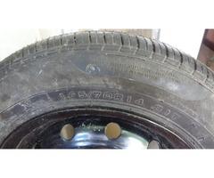 caucho Haida Ring 14 nuevo 165/70/R14 - Imagen 5/5