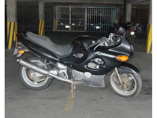 moto cilindrada 600 - 1/6