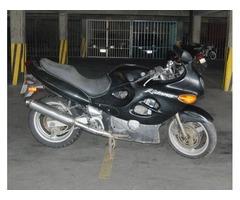 moto cilindrada 600