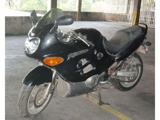 moto cilindrada 600 - 5/6