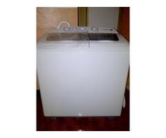 lavadora regina de dos tinas