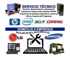 SERVICIO TÉCNICO EN COMPUTADORAS