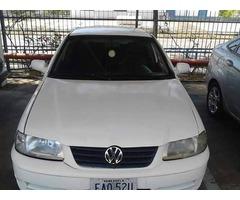 Volkswagen Gol año 2005